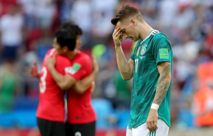 Германия, давай, до свидания! Благодаря Корее сработало чемпионское проклятие