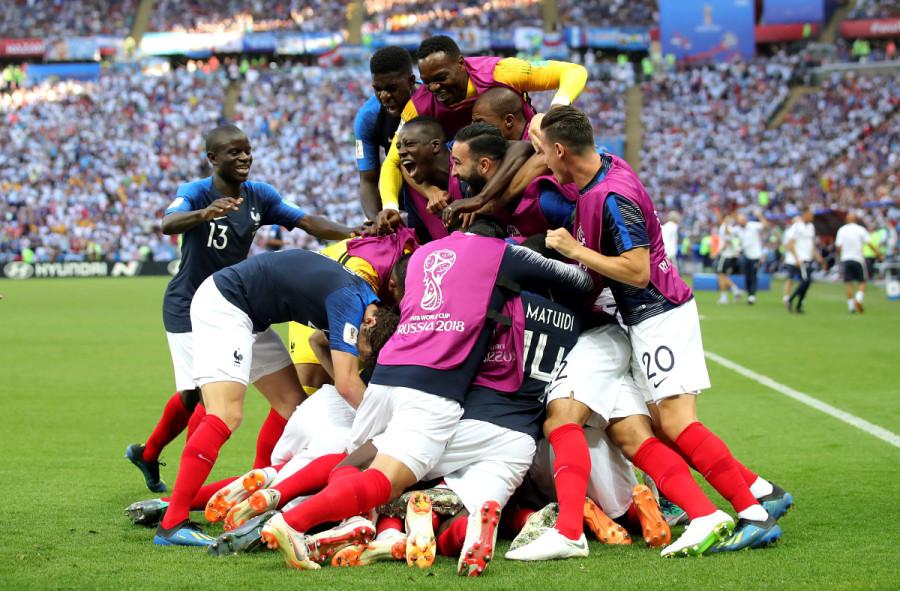 Это была славная охота. Хотя для Месси на этом чемпионате последняя. Франция – Аргентина 4:3