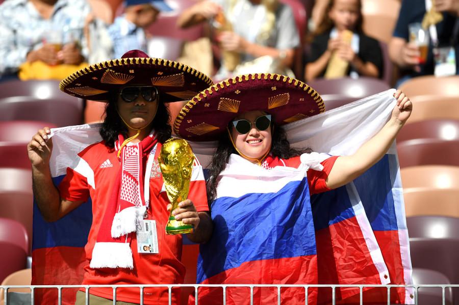 Про хитрожопых российских болельщиков, которых сборная России научила любить Родину