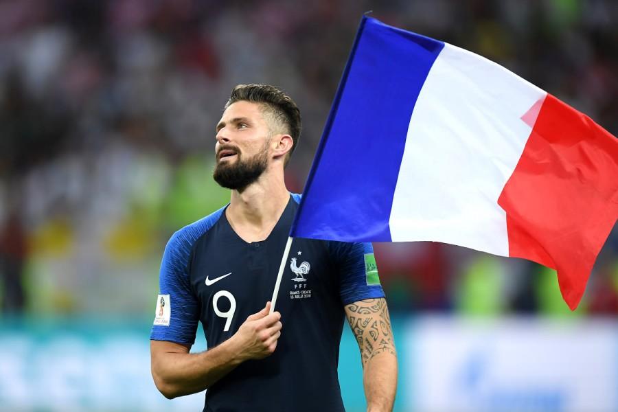 Забойный финал отличного чемпионата мира. Франция победила Хорватию 4:2