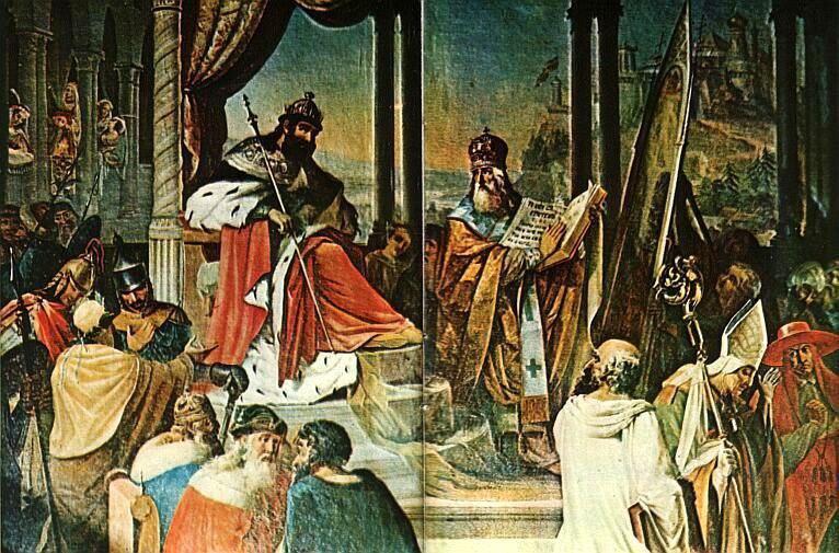 Как христианский Запад и Восток раскололись на две части