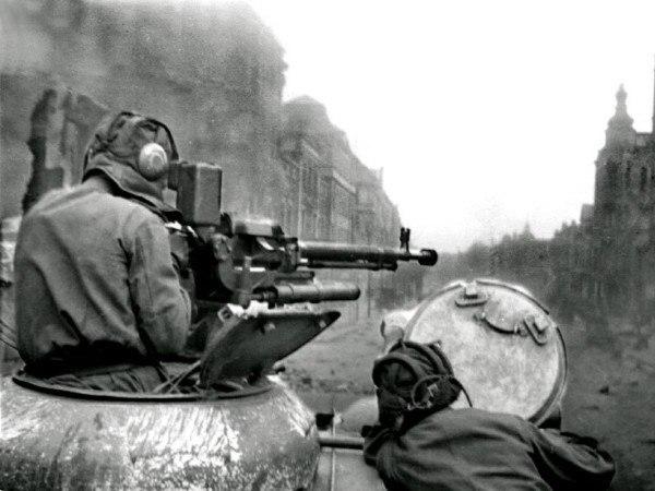 Танки, на которые молились солдаты