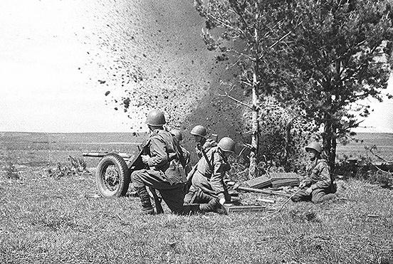 Забытый подвиг артиллериста