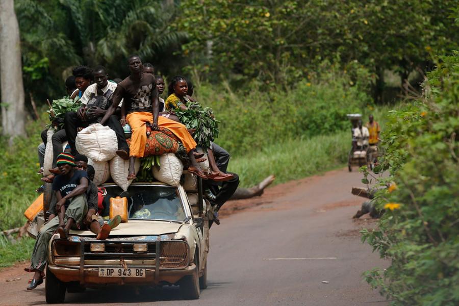 Что вообще происходит в Африке