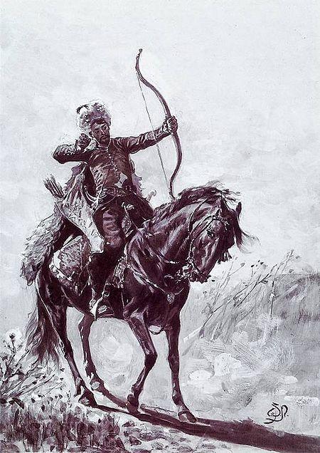 Как небольшая литовская армия объяснила крымским татарам, что в их краях грабить не надо