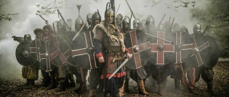 Как англичане не стали месить грязь с викингами и попали из-за этого на большие деньги