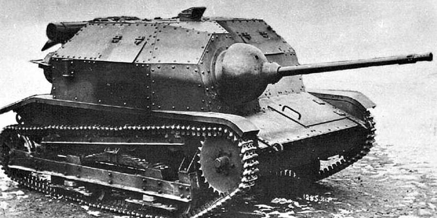 Подвиги польских танкистов до «Три поляков, грузина и собаки»