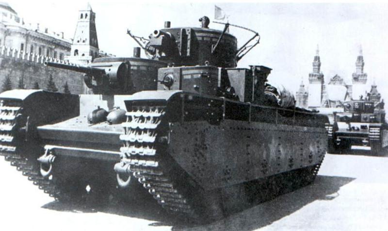 Образцовый танк с авторитетной советской медали, оказавшийся бесполезным на войне