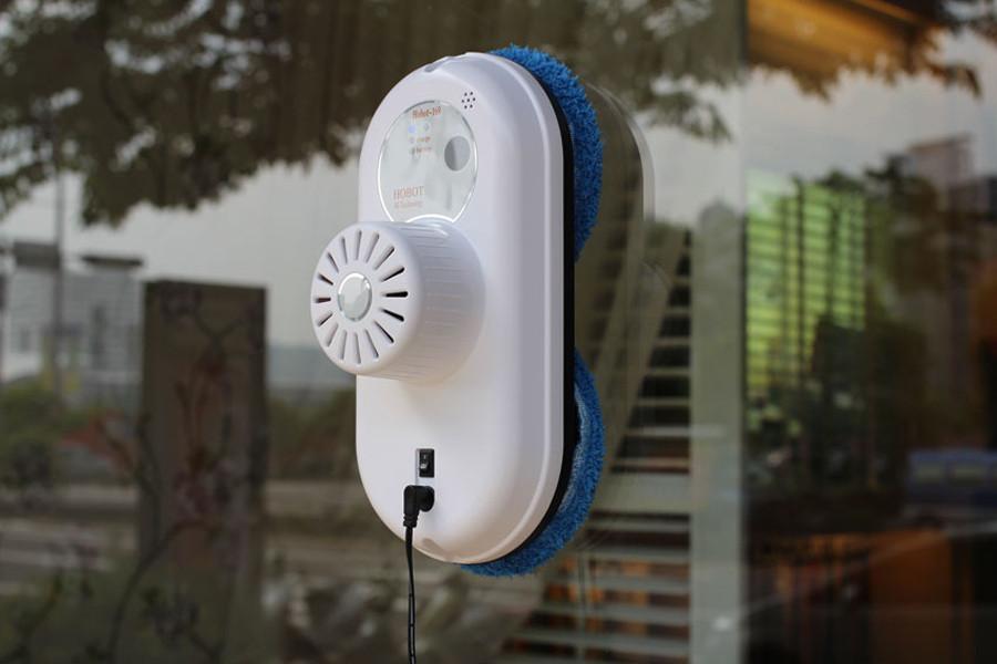 Робот для мытья окон фото