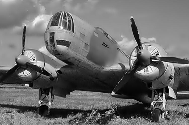 Прототип главного героя «Двух капитанов» и обычный день экипажа его бомбардировщика