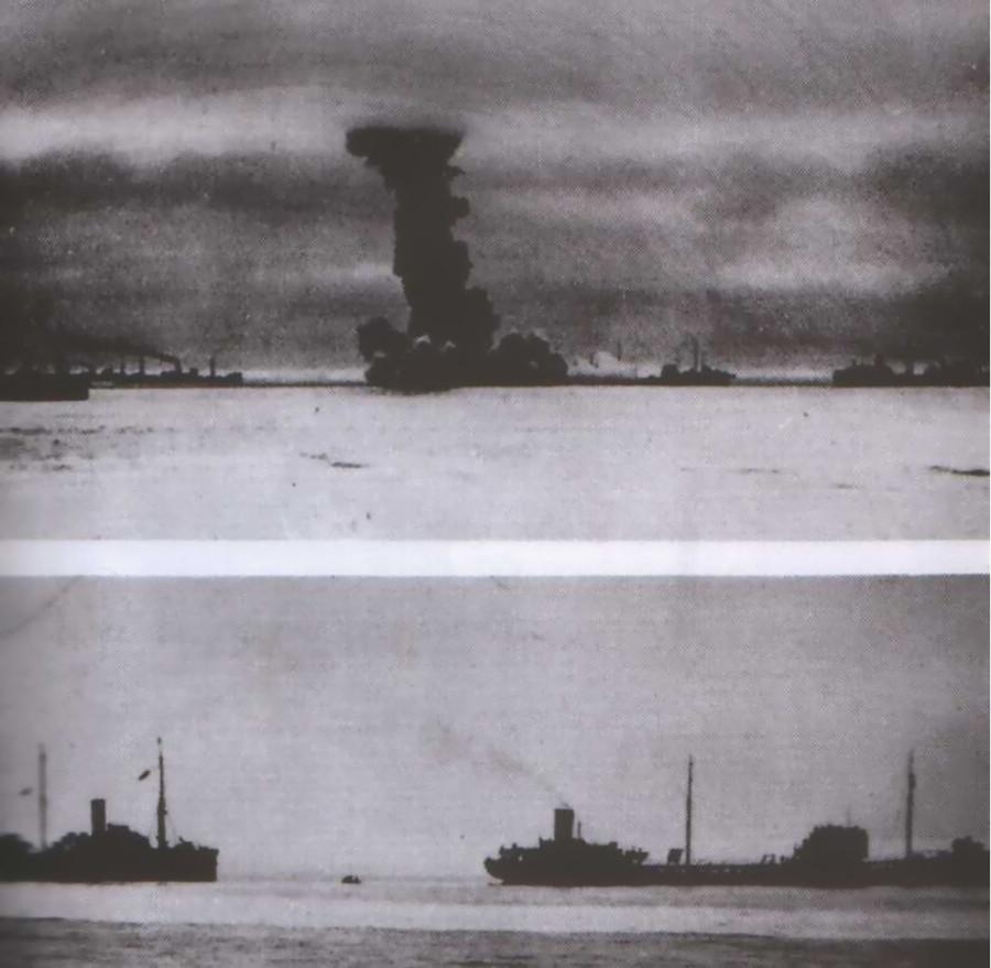 Конвой PQ-17, струсившие матросы и смелые женщины с танкера «Азейбарджан»