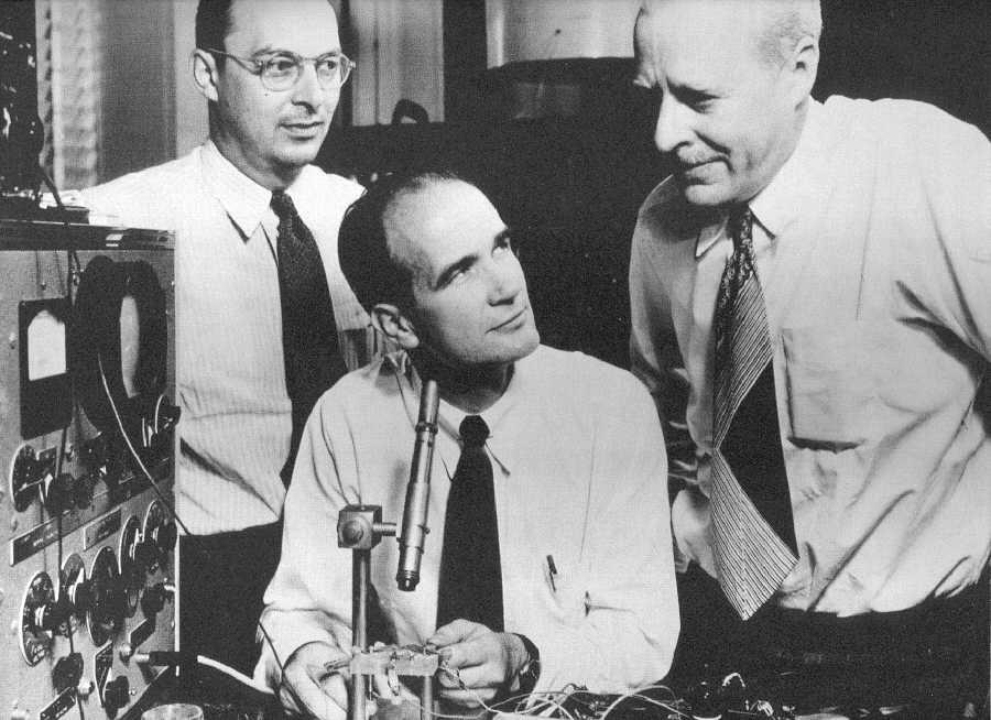 Три мужика, которых многие не знают и не узнают, хотя они создали наш современный мир