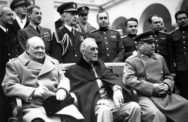 Почему Белоруссия и Украина входили в ООН отдельно от СССР, а РСФСР - нет