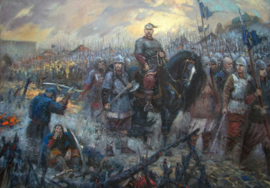 Откуда брались киевские князья