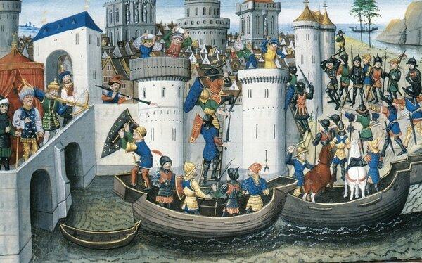 Грабеж по понятиям. Почему крестоносцы разграбили Константинополь