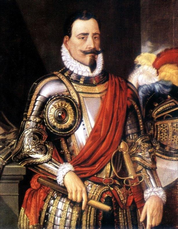 Конкистадор, которого накормили золотом досыта