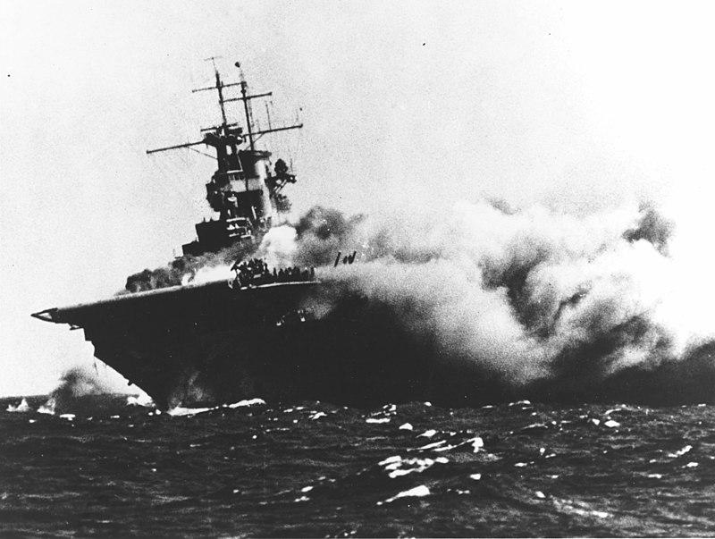 Самая удачная торпедная атака Второй Мировой войны
