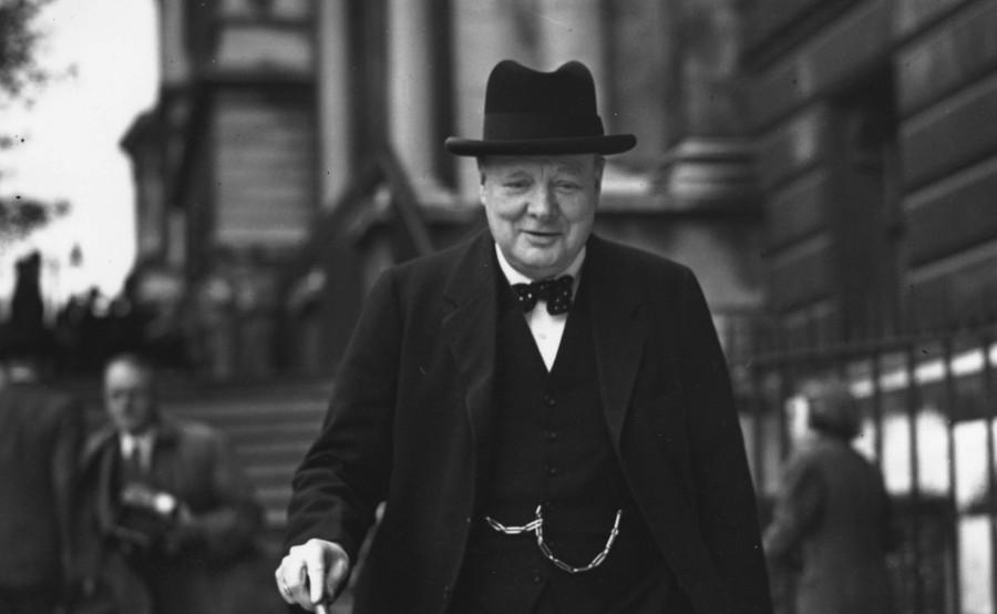 Сколько стоил Уинстон Черчилль