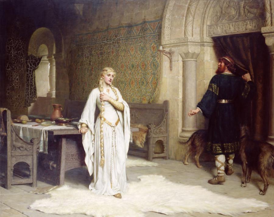 Самый известный стриптиз в истории. Леди Годива – это реальная англосаксонская дворянка или легенда?