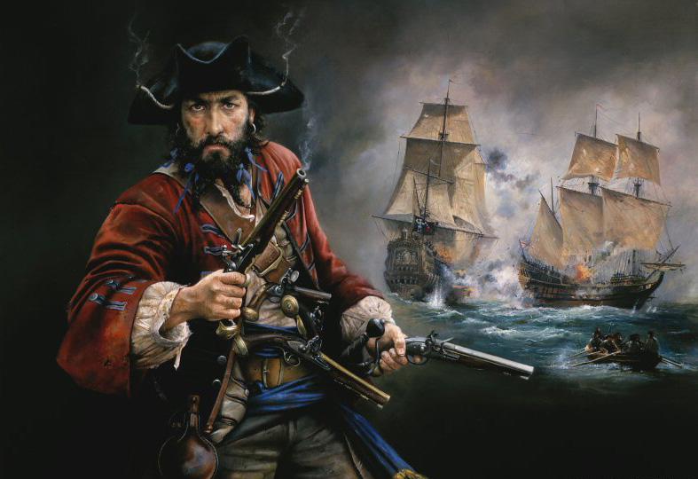 Специалист по решению женского и семейного вопроса. А заодно друг пиратов и ловкий деляга