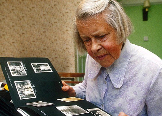 «Красная бабушка», шокировавшая английские спецслужбы
