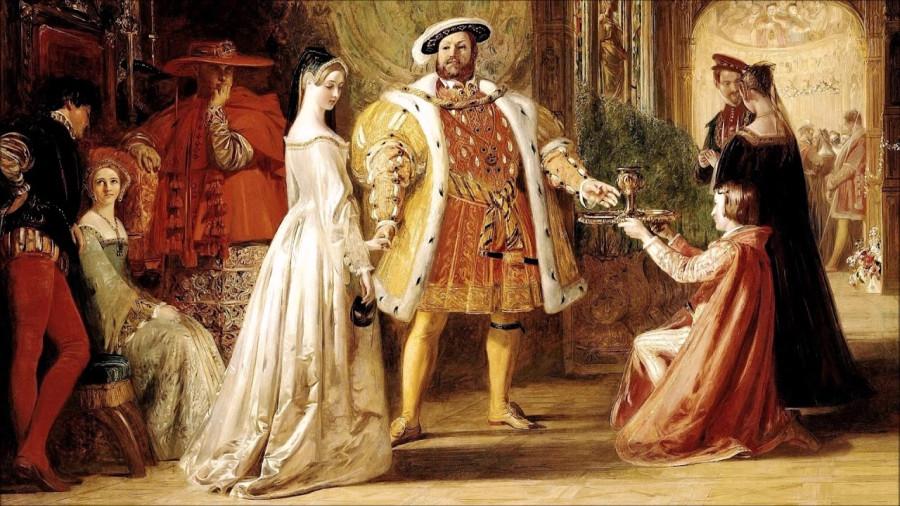 Тайная свадьба, после которой мужа отлучили от церкви, а жену позднее отлучили от головы