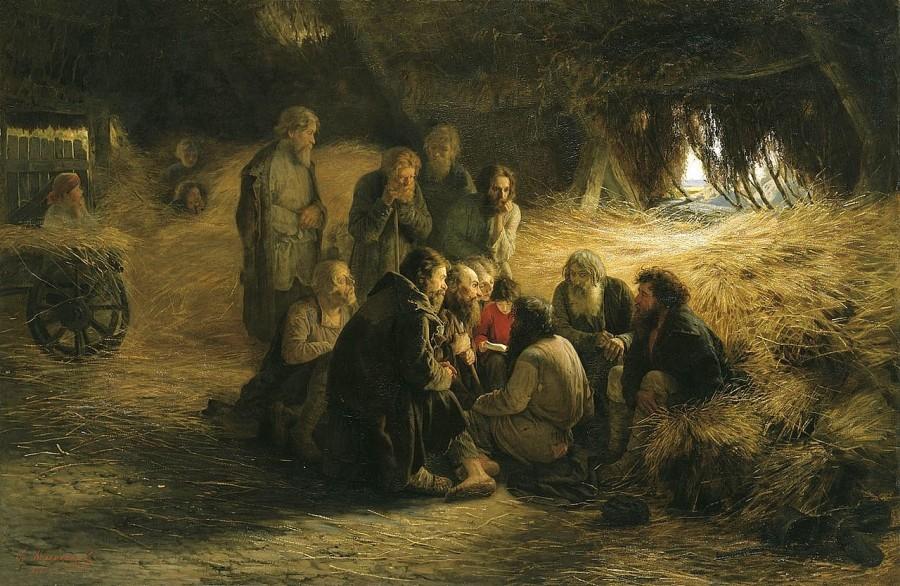 Как крестьян освободили от личного рабства, зато загнали в кредитное