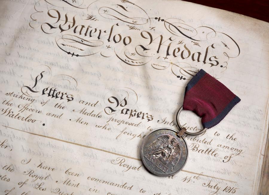 Почему у герцога Веллингтон не было награды за Ватерлоо офицеров, медали, победу, награду, солдат, самую, разных, Ватерлоо, британской, медаль, Веллингтон, герцог, уровень, носить, мушкетом, пьянь, какаято, будет, родов, против