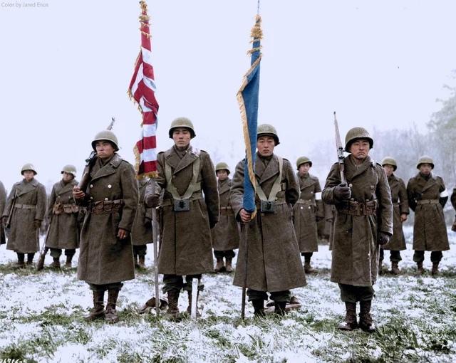 Настоящие солдаты из «Бригады Пурпурного Сердца» и их необычайный героизм