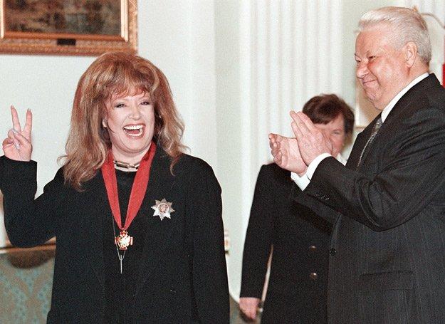 Как это ни смешно, но 20 лет назад Пугачева спасла Ельцина от импичмента