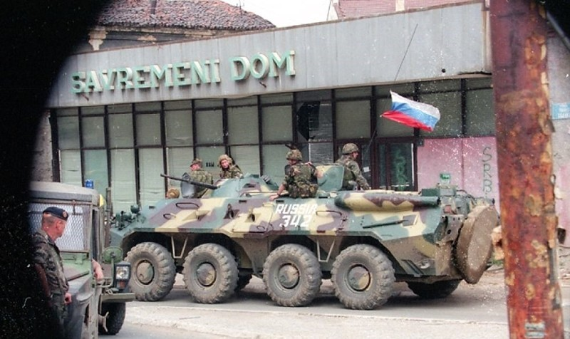 Бросок на Приштину. Как российские десантники дали сербам надежду, а потом политики все продали