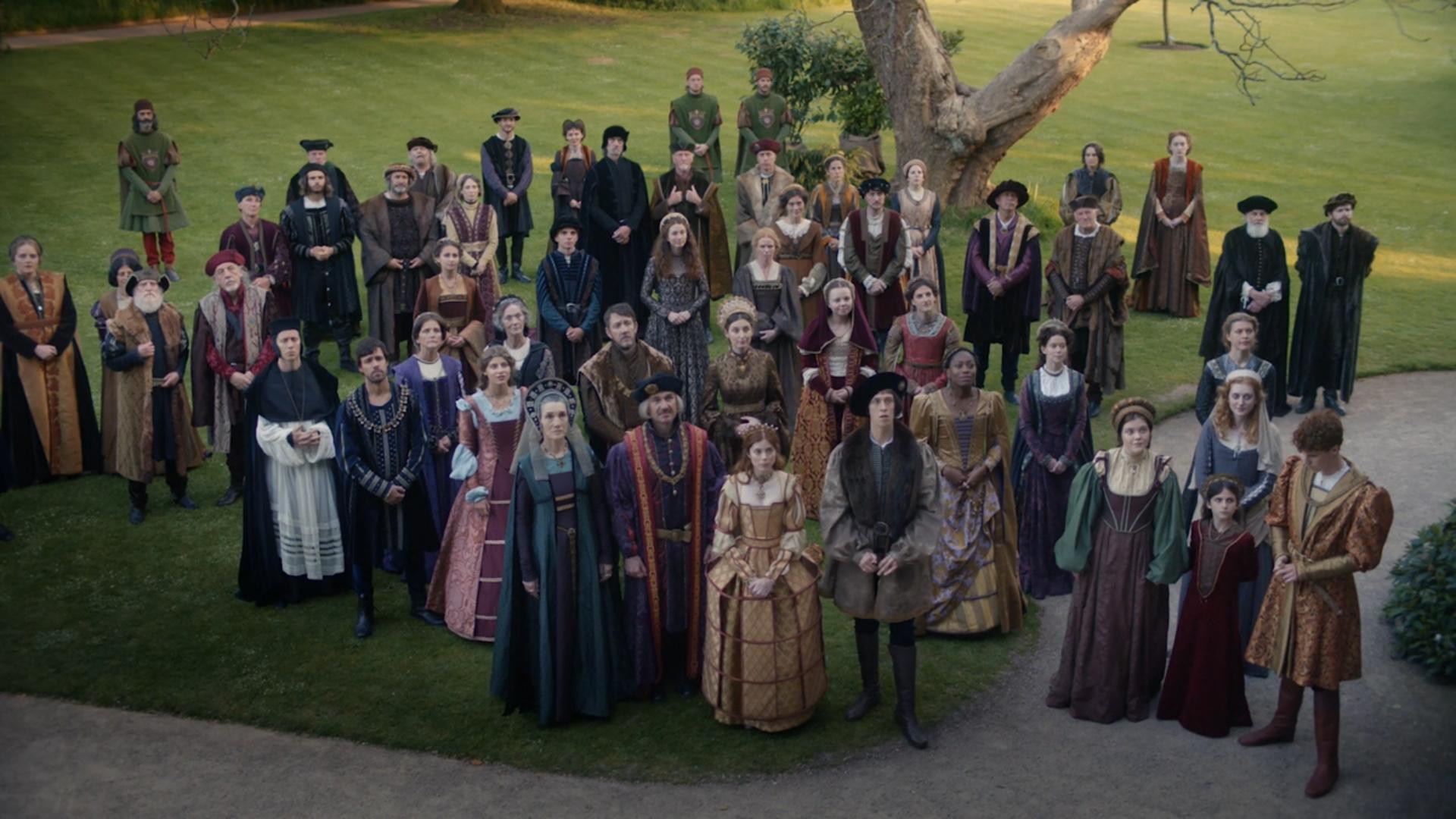 «Гадюшник» в королевском семействе. Сериал «Испанская принцесса», в котором про него рассказывается