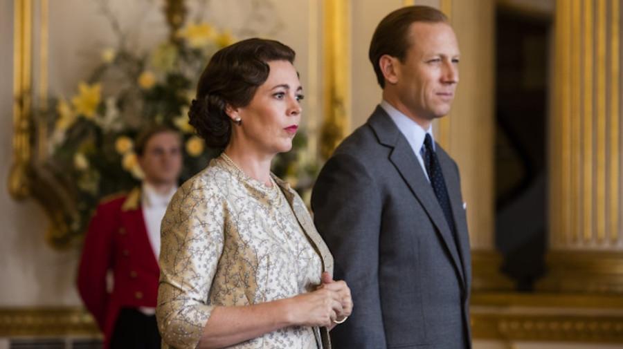 """Оливия Колман переквалифицировалась из одной королевы в другую. Теперь она Елизавета II в """"Короне"""""""