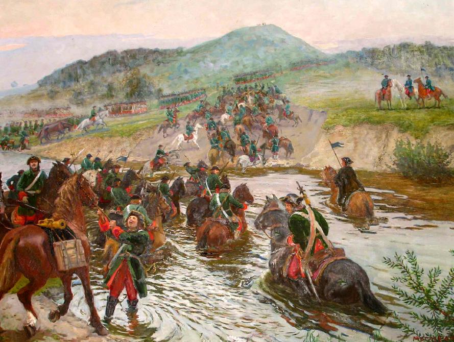 Победа русской армии, прогремевшая по всей Европе. И быстро забытая в России