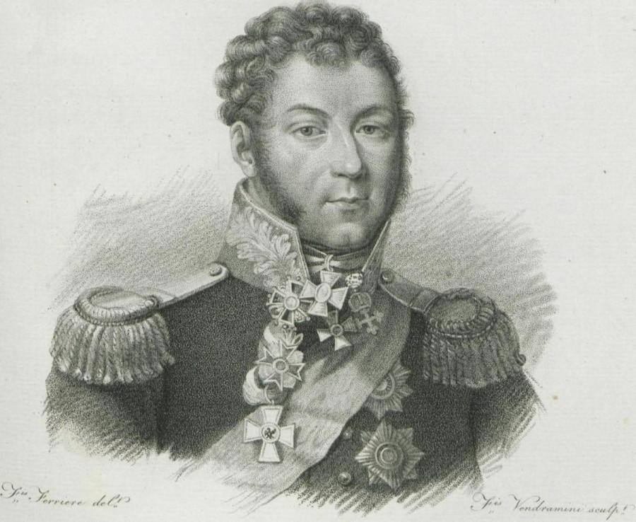 Племянник Суворова. Несостоявшийся любовник Екатерины II, ворюга-маркитант и военный министр