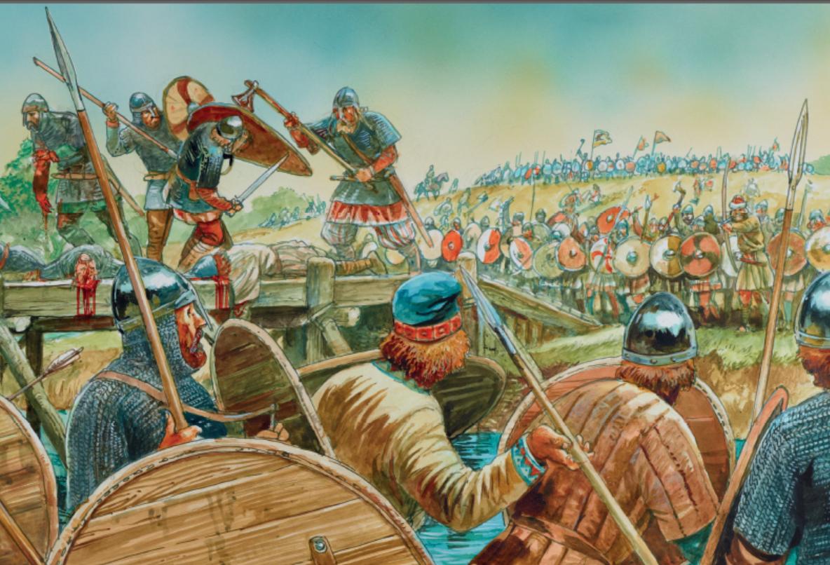 «Наш конунг пал на поле бранном». Последнее эпичное сражение эпохи викингов Харальда, Харальд, викингов, Гарольд, время, Тостиг, Гарольда, после, Тостига, англосаксов, сражения, также, через, сентября, Англии, После, больше, Фулфорде, англосаксы, битвы
