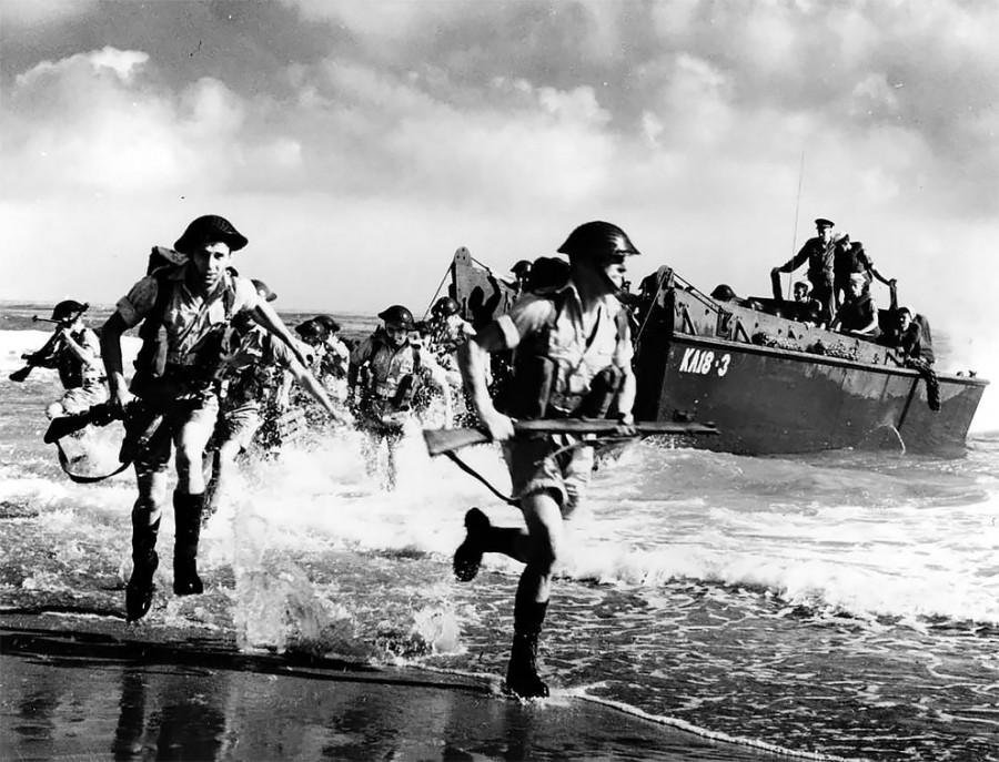 the normandy landings in defeating germany in world war two essay The free world war ii research paper (d-day thesis essay) presented on this page should not be viewed as a sample of our on-line writing service if you need fresh and competent research / writing on world war ii, use the professional writing service offered by our company.