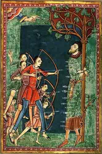 Как викинги проверили, спасет ли Бог английского короля