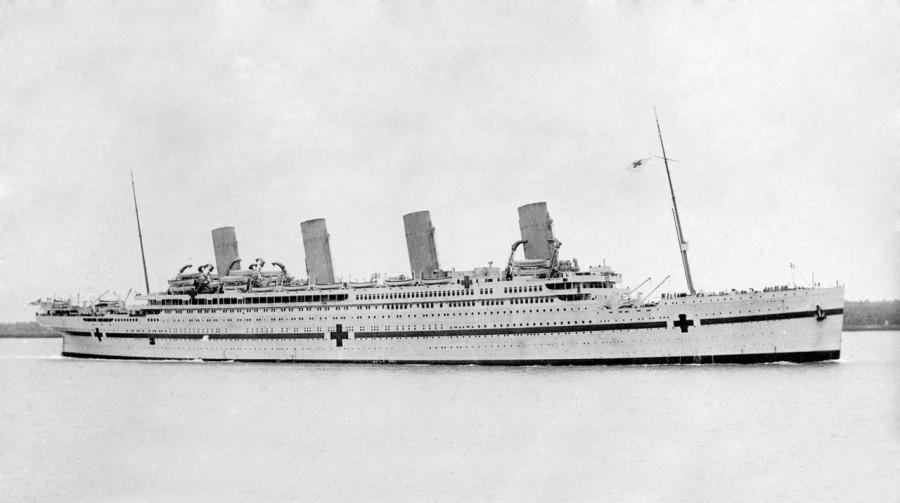 Как погиб систершип «Титаника»