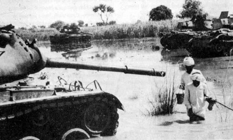 Отчаянный индийский танкист