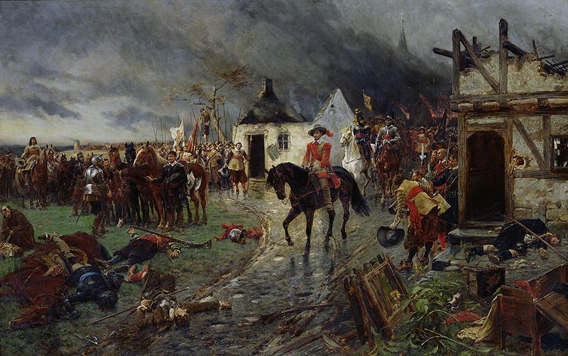 Как чешские протестанты начали Тридцатилетнюю войну