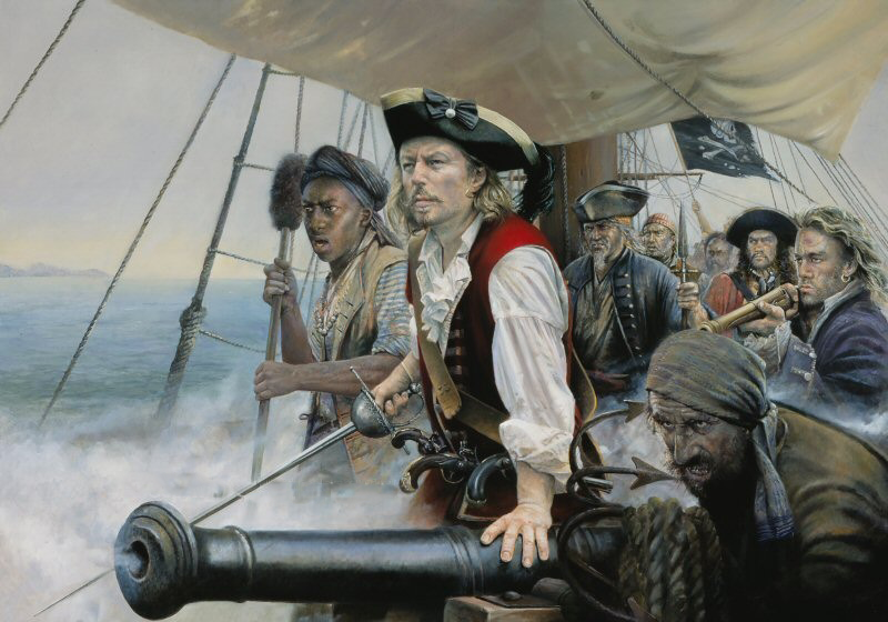 Насколько важна удача для пирата