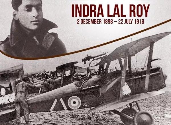 Индийский летчик ас Первой мировой
