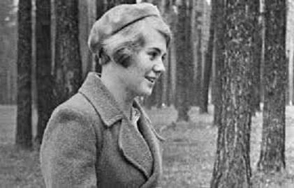 Комсомолка Вера Волошина и ее подвиг в октябре 41-го