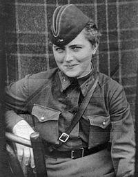 Евгения Жигуленко – командир звена «Ночных Ведьм»
