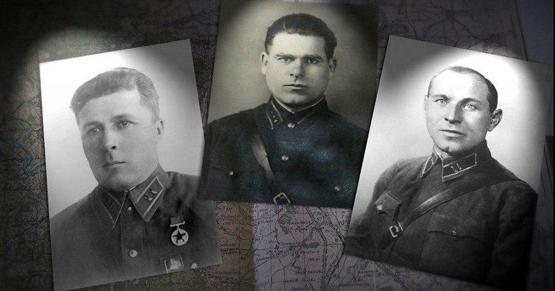 Пограничники Перемышля, отбросившие немцев в июне 41-го