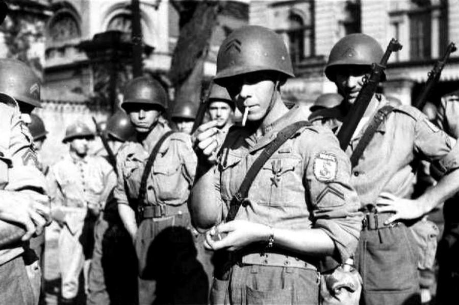 Как бразильцы громили Германию во Второй Мировой войне