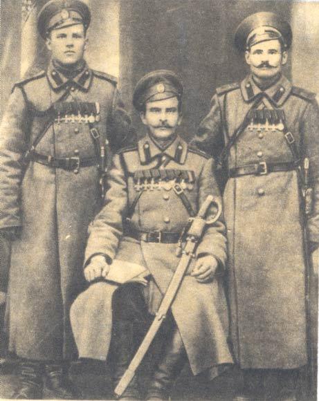 Аввакум Волков – полный Георгиевский кавалер за войну с японцами
