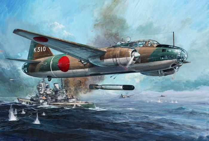Как японцы потопили «Принца Уэльского»