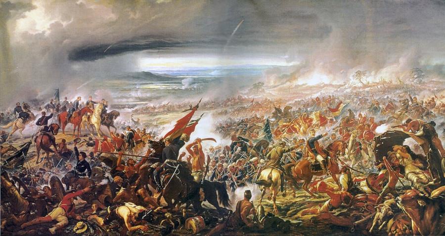Самая жестокая битва в истории Южной Америки